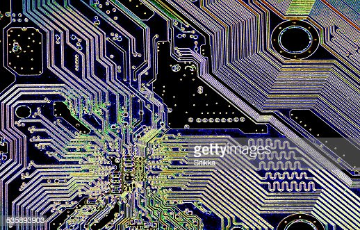 Circuit board : Stock-Foto