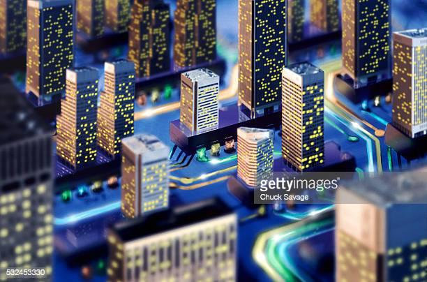 Circuitry city
