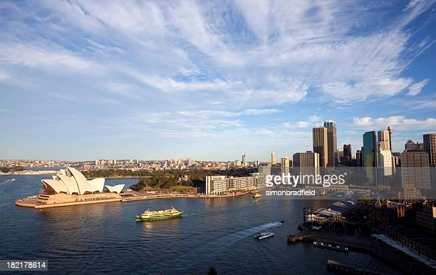 Circular Quay In Sydney