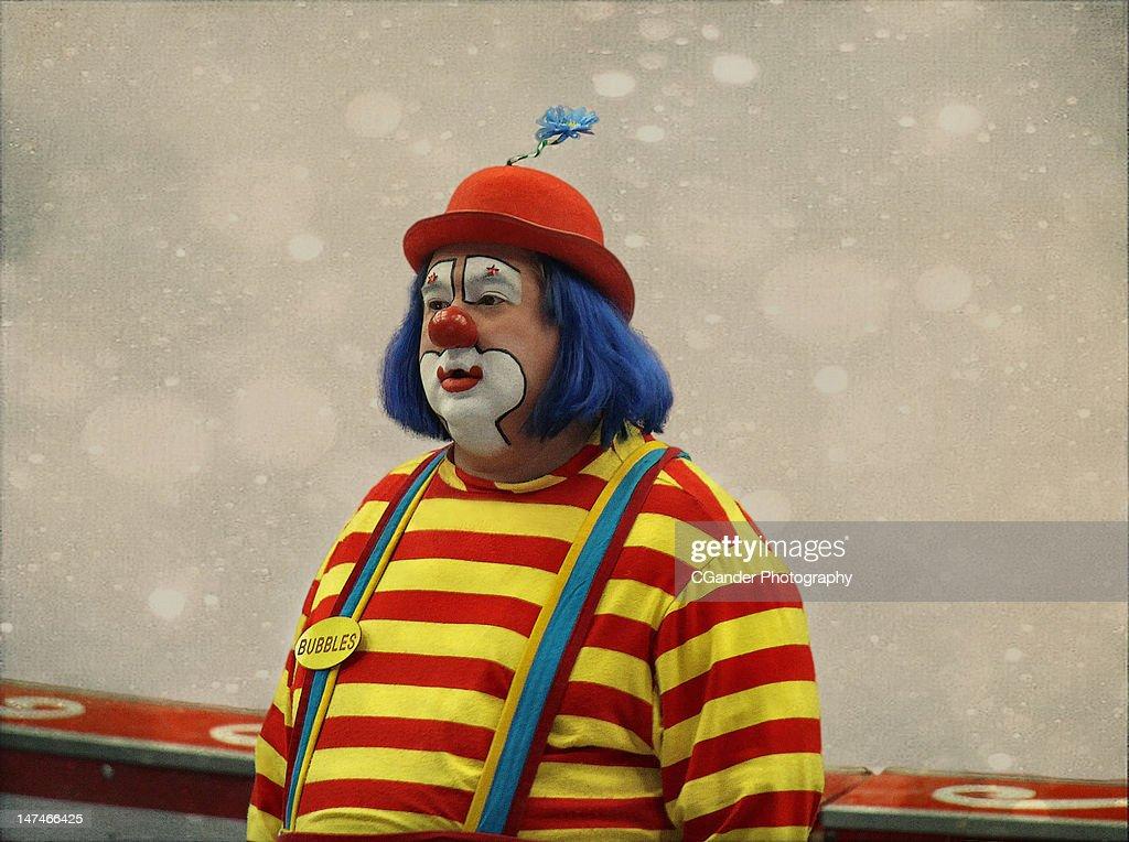Circus Clown : Stock Photo