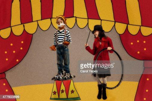 circus : Foto de stock