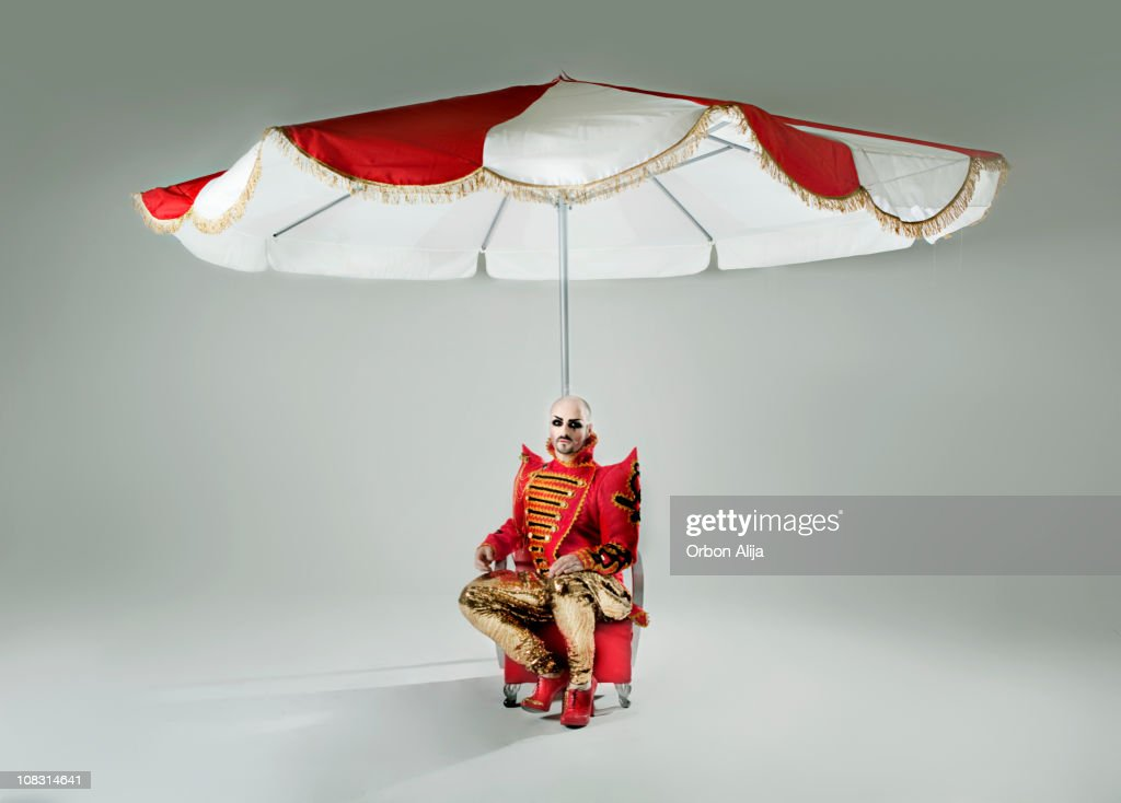 Circus Portrait : Stock Photo