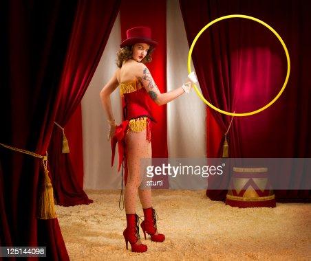 circus お店 : ストックフォト
