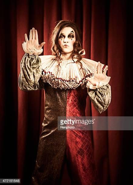 Circus Series: Girl Clown