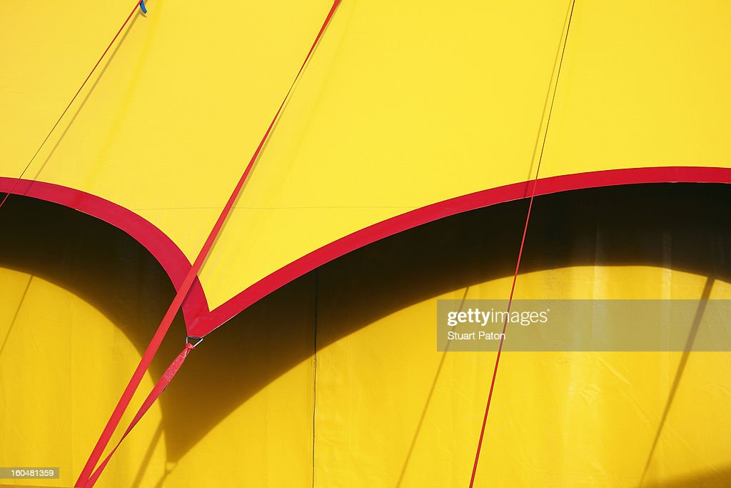 Circus tent detail : Stock Photo