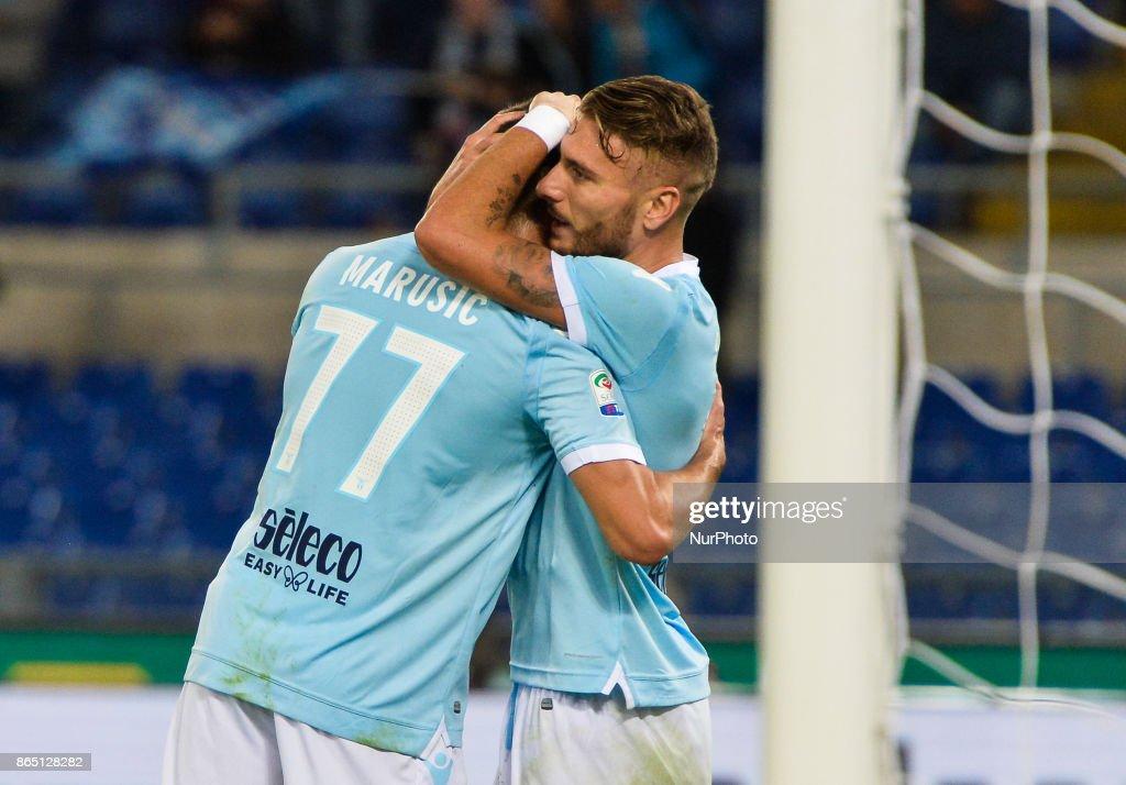 Lazio V Cagliari - Serie A