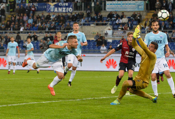 Lazio V Cagliari - Serie A Photos and Images | Getty Images