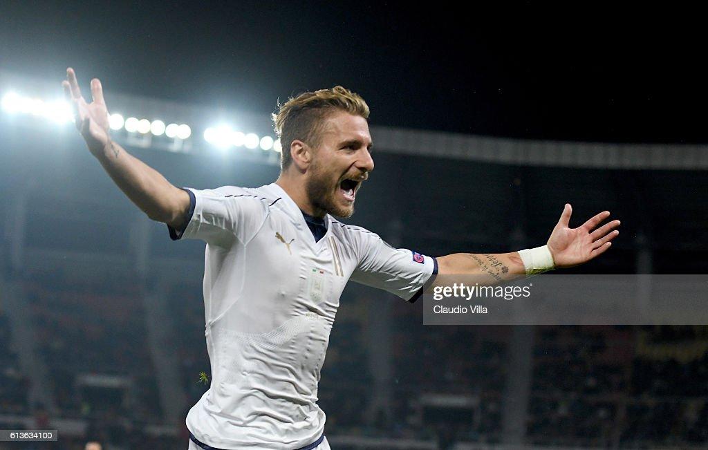 FYR Macedonia v Italy - FIFA 2018 World Cup Qualifier