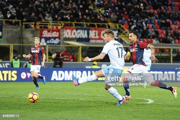 Bologna FC v SS Lazio - Serie A : News Photo