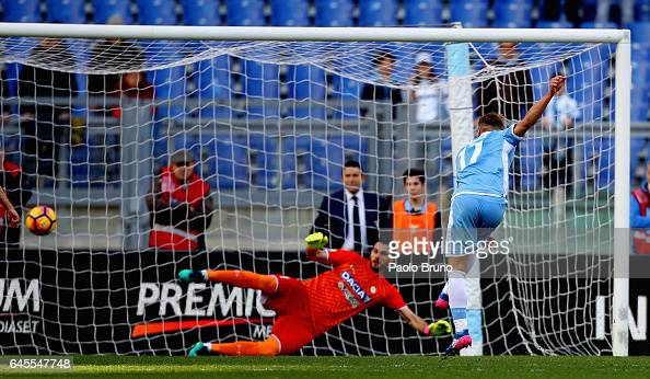 SS Lazio v Udinese Calcio - Serie A : News Photo
