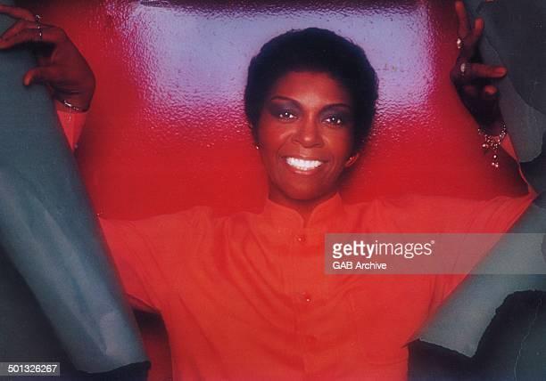 Cissy Houston portrait circa 1975