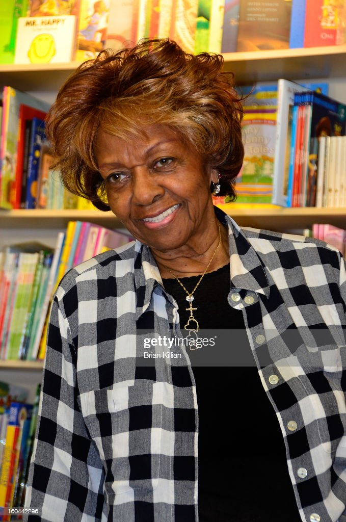 Cissy Houston signs copies of her new book 'Remembering Whitney' at Bookends on January 31, 2013 in Ridgewood, New Jersey.