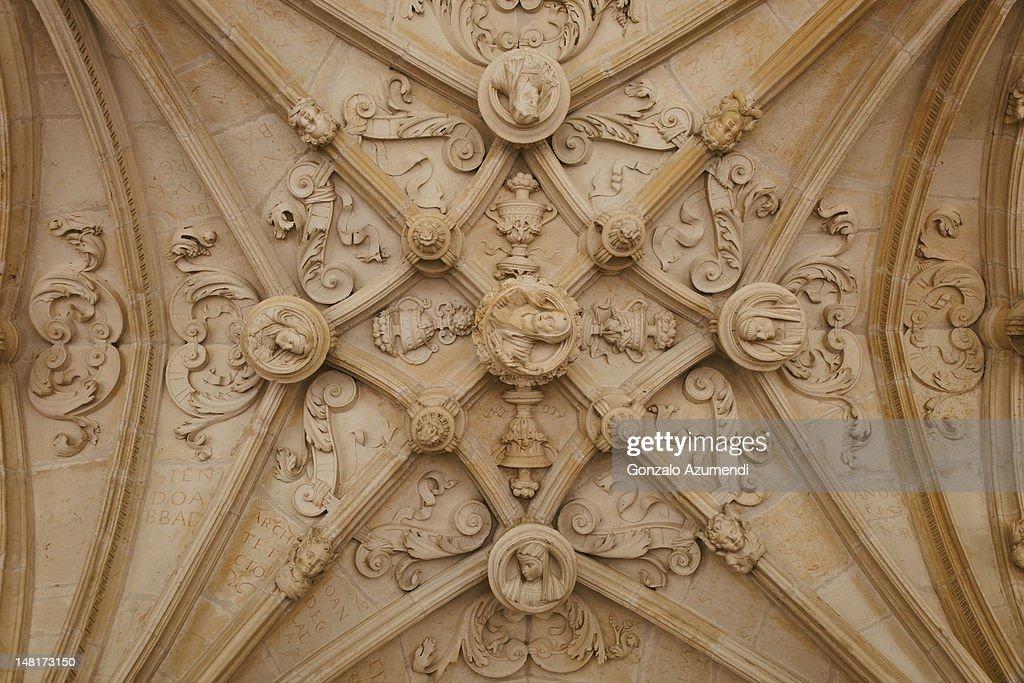 Cistercian monastery. : Stock Photo