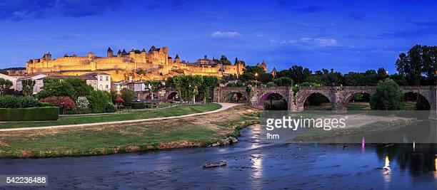Cité de Carcassonne -World Heritage Site in the south of France