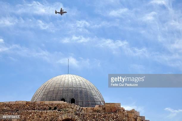 Citadel Amman Jordan