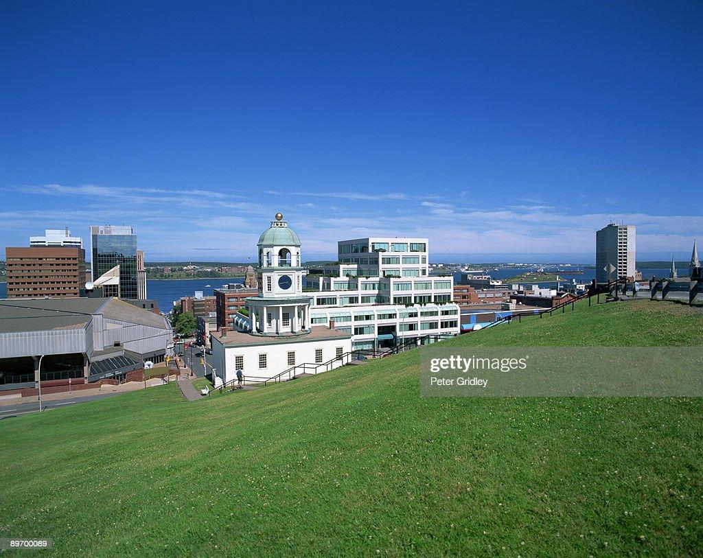 Citadel Clock Tower, Halifax, Nova Scotia, Canada