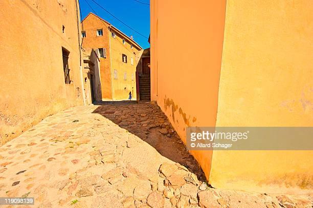 Citadel of Calvi Corsica