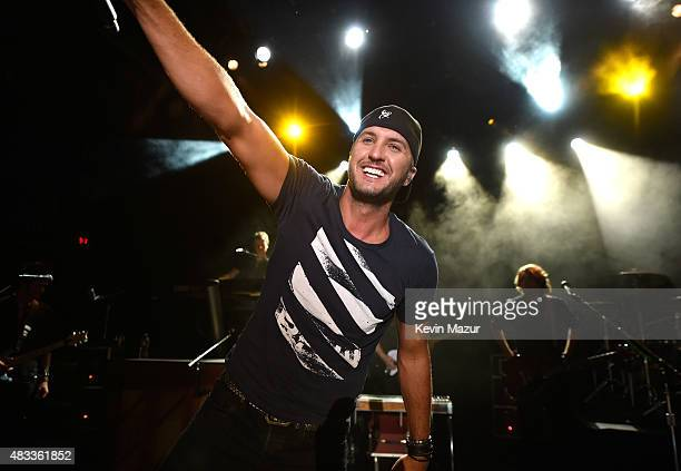 Citi presents an exclusive performance by Luke Bryan for Citi cardmembers to celebrate the release of new album 'Kill The Lights' at Irving Plaza on...