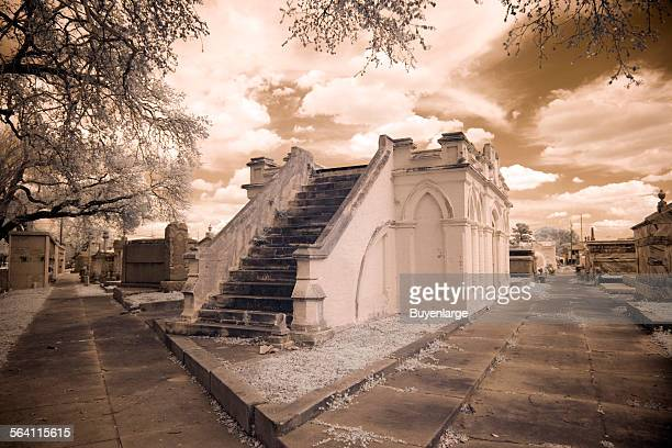 Cities of the Dead Cemetery tombs New Orleans Louisiana