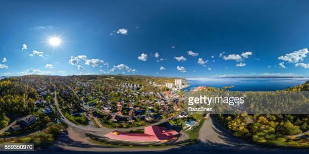 360 VR Cities - SLemmestad, Norway