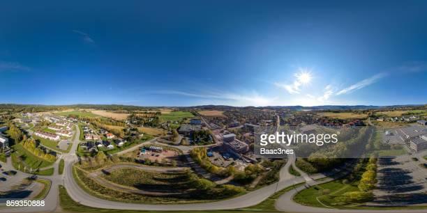 360 VR Cities - Spikkestad, Norway