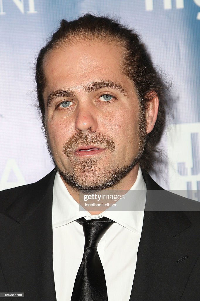 Citizen Cope attends the 2nd Annual Sean Penn & Friends Help Haiti Home Presented By Giorgio Armani - A Gala To Benefit J/P HRO - Arrivals at Montage Beverly Hills on January 12, 2013 in Beverly Hills, California.
