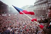 CZE: 17th November 1989 - 30 Years Since Czechoslovakia's Velvet Revolutionq