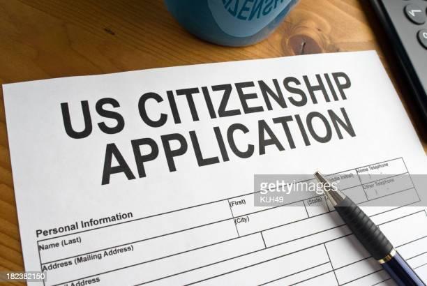 US Citizenship Application