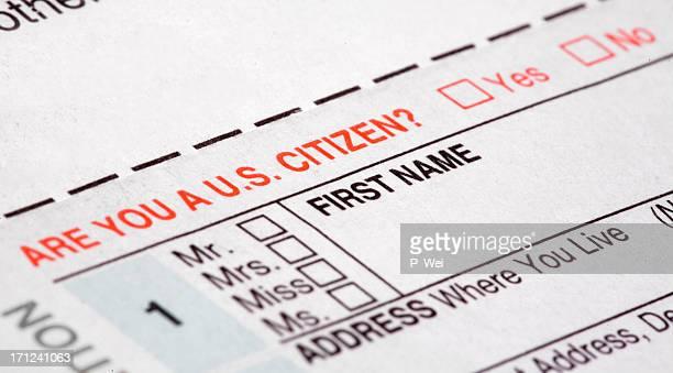 Citizenship requirement