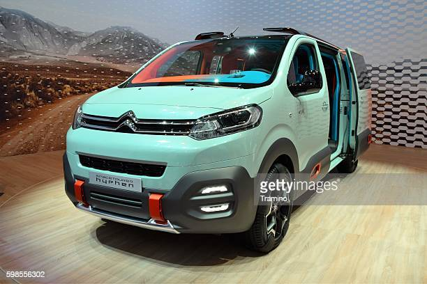 Citroen Spacetourer Hyphen on the motor show