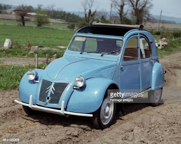 Citroën 2CV CI This is the last right hand drive car from a total run of five million Designed for rural use the Deux Chevaux was conceived as 'an...