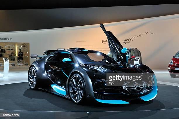 Citroën Survolt electric Konzept-Vorderansicht