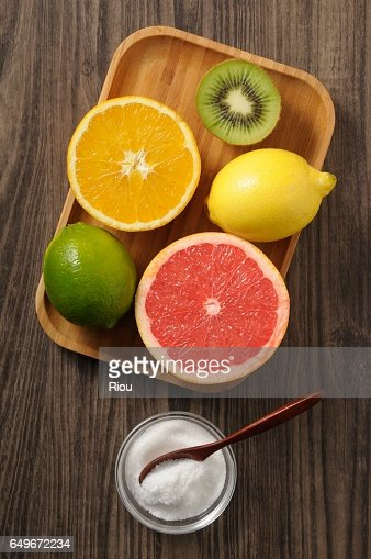 citrus fruit : Stock Photo