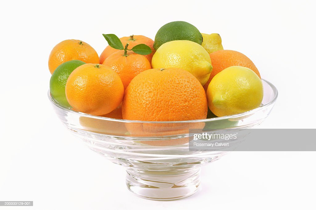 bowl of fruit what are citrus fruits