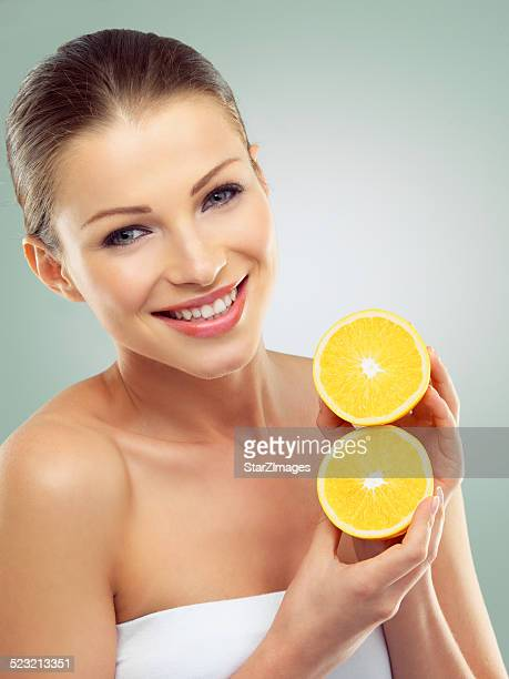 Citrus is her secret to great skin