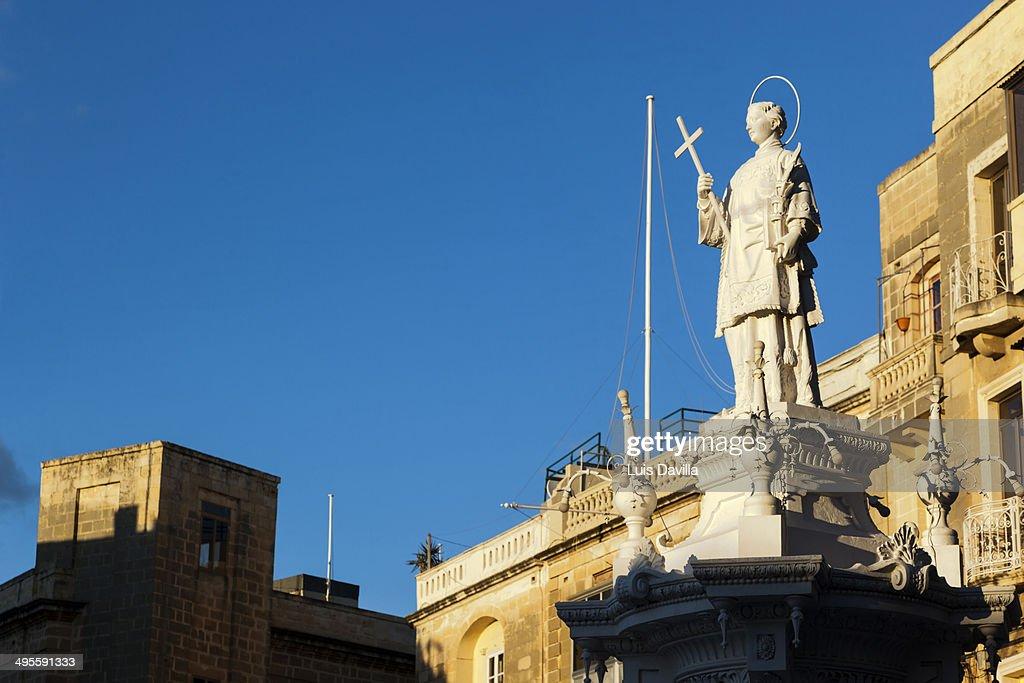 Citta Vittoriosa, Malta : Stock Photo