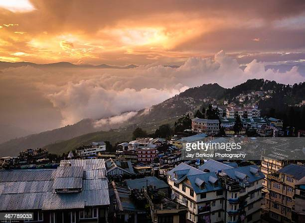 City Above The Clouds, Darjeeling