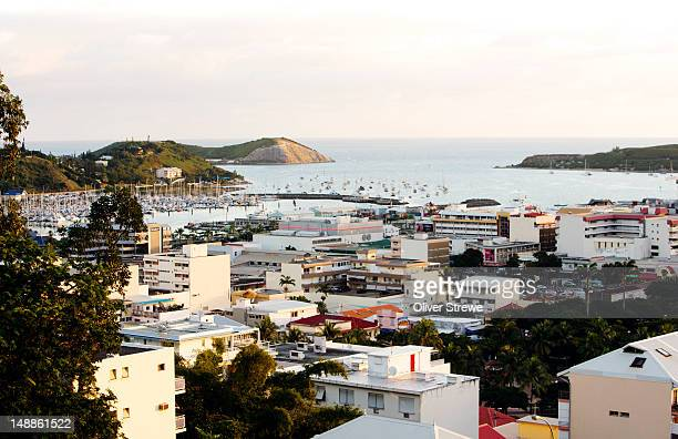 City and Port of Noumea.