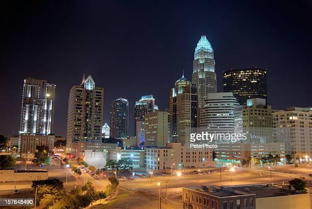 city at Night, HDR