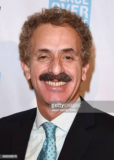 City Attorney Mike Feuer attends The 44th Annual Peace Over Violence Humanitarian Awards at Dorothy Chandler Pavilion on October 16 2015 in Los...