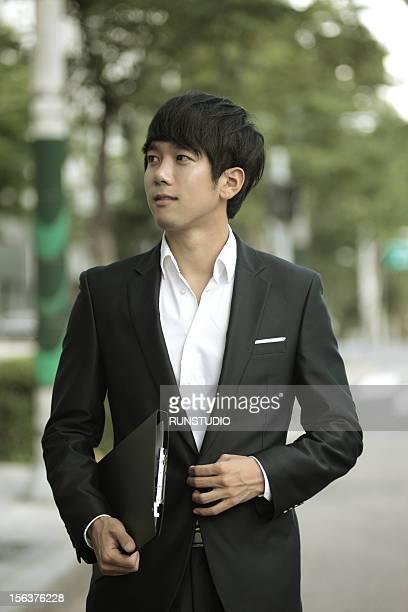 city businessman