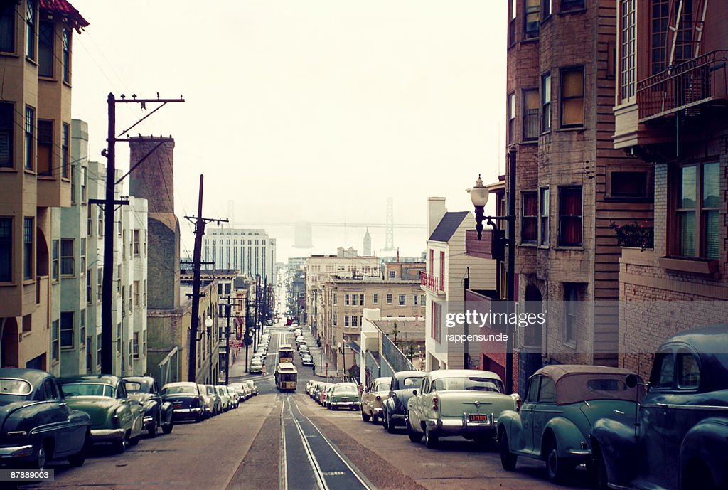City by the bay : Stock Photo