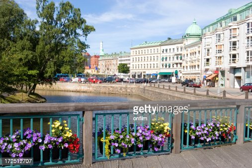 City centre, Gothenburg