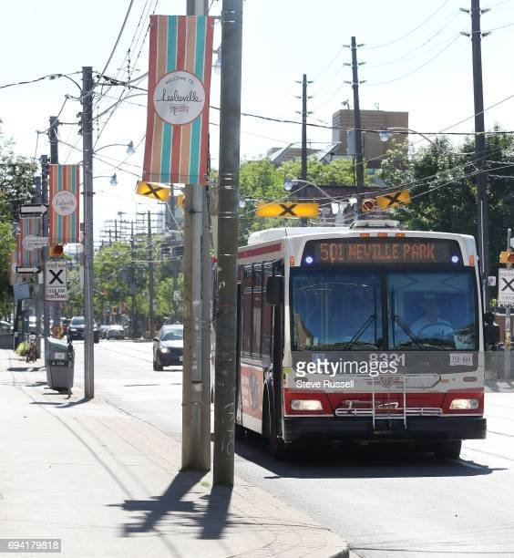 TORONTO ON JUNE 8 A city committee has voted to study the possibility of permanently replacing Queen St streetcars with buses despite TTC leadership...