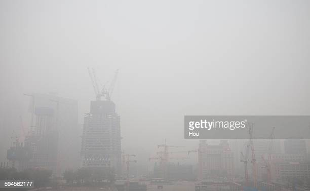 City dying in air pollution