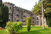 The old City Gaol in Cork. Republic of Ireland. Built in 1824. Now it's a museum
