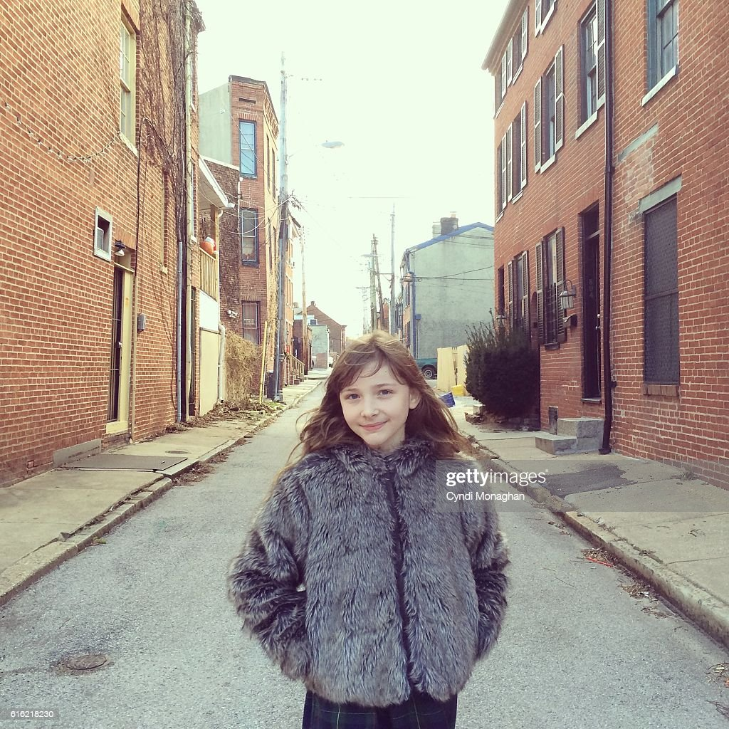 City Girl : Stockfoto