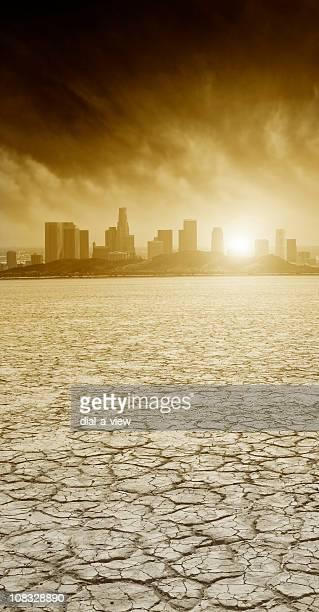 & calentamiento Global de la ciudad