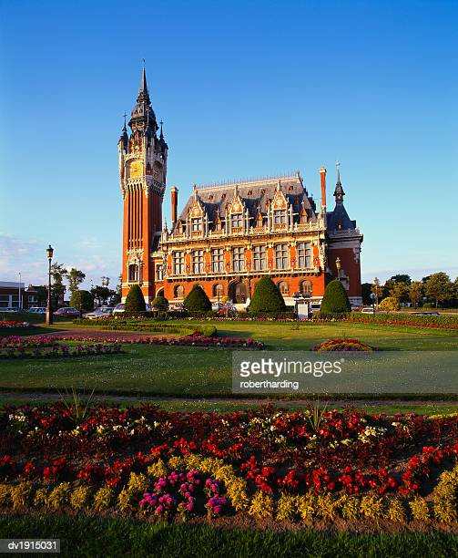 City Hall, Calais, Pas De Calais, Picardy, France