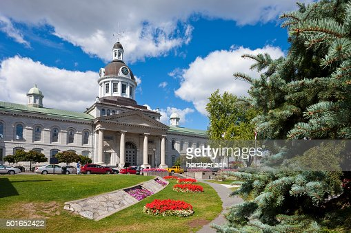 City Hall in Kingston, Ontario, Canada
